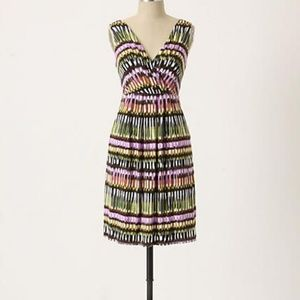 Anthropologie Nell Couture June July & August dres